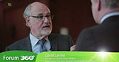 Forum 360°: David Levine talks about personalized medicine - watch the video